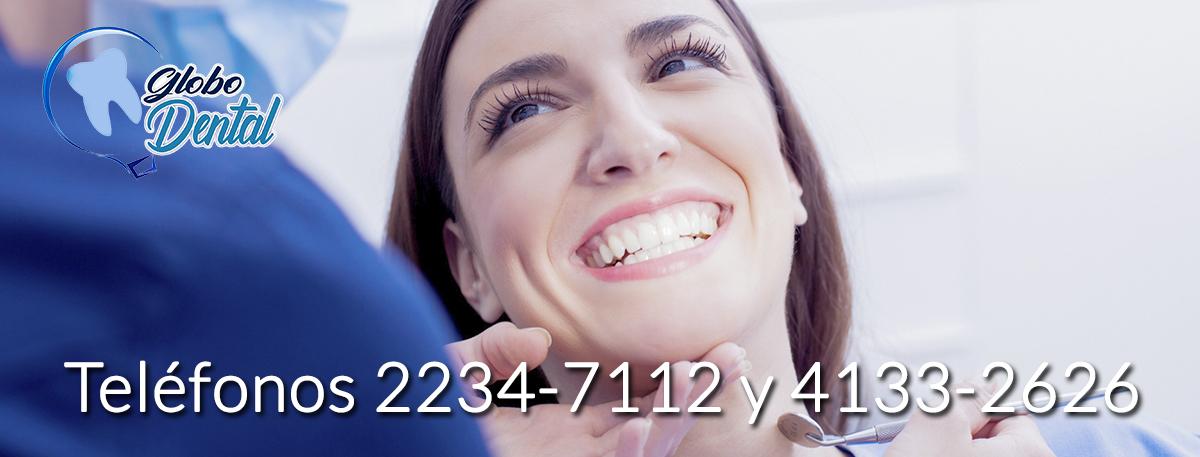 Contacto Clínica Dental Globo