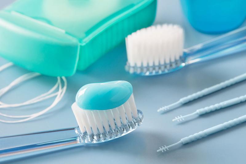 Instrumentos para limpieza dental