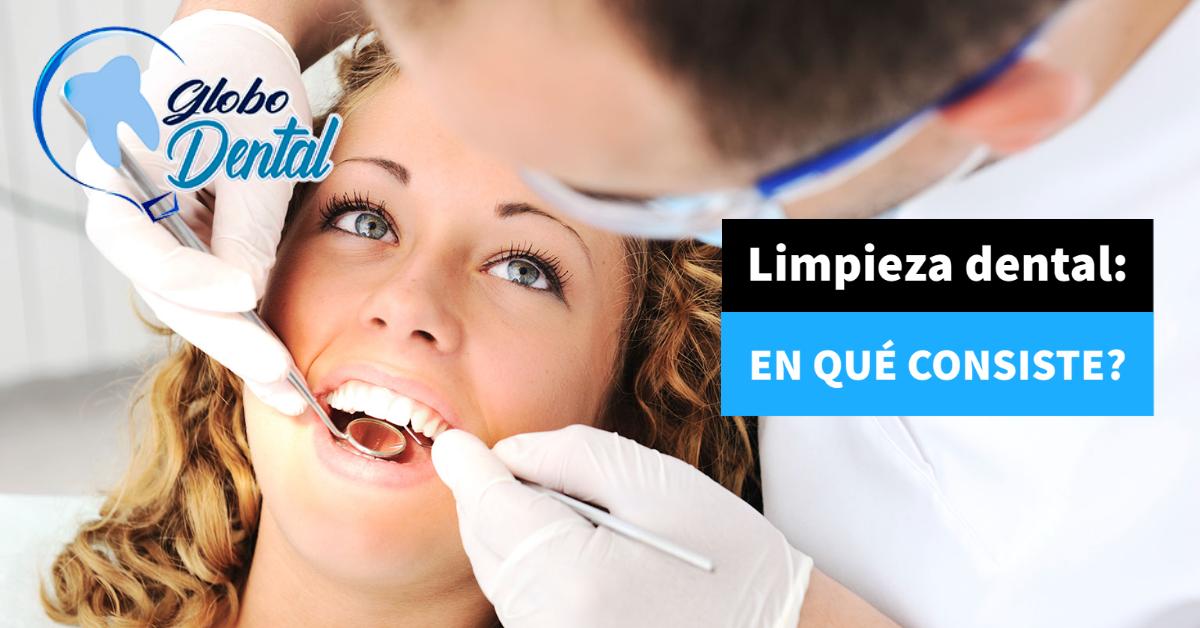 Limpieza dental: En qué consiste?