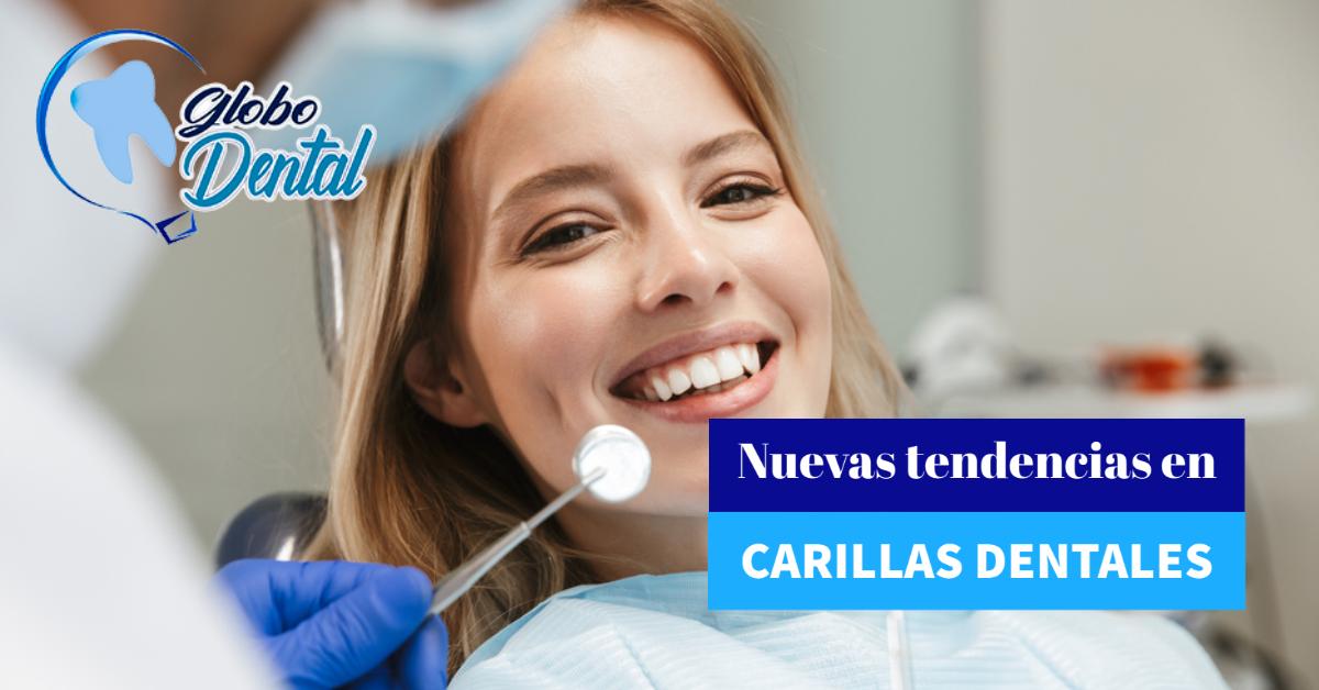 Nuevas tendencias en Carillas Dentales