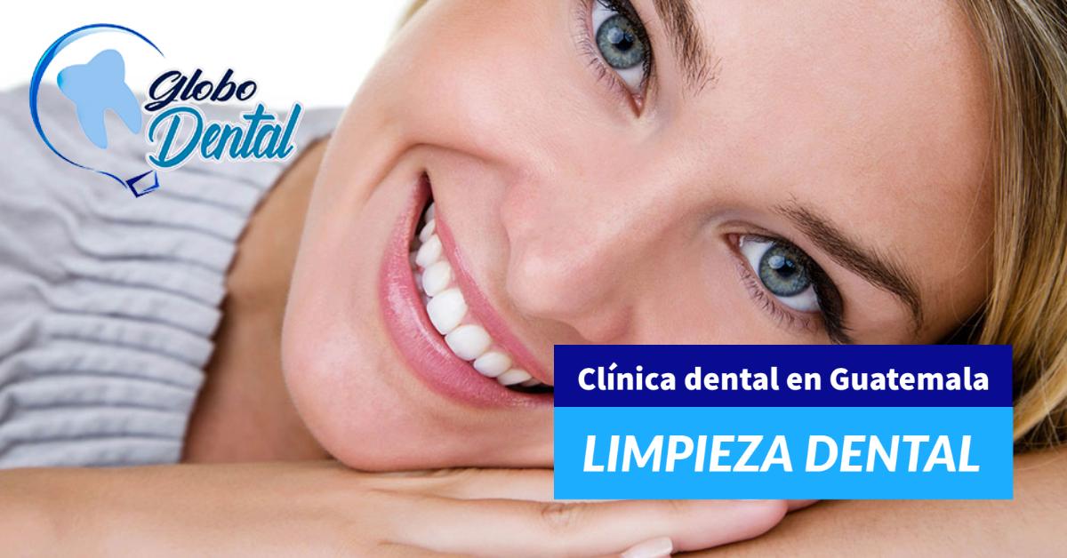 Clínica dental en Guatemala-Servicio de Limpieza dental periódica
