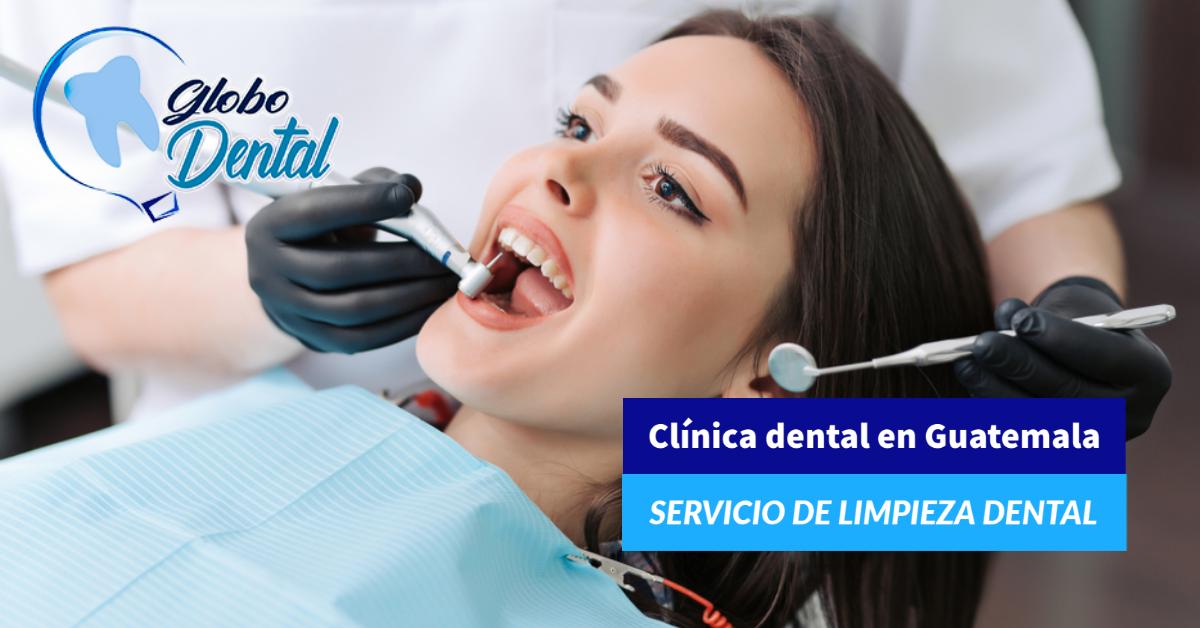 Clínica dental en Guatemala-Servicio de Limpieza dental preventiva