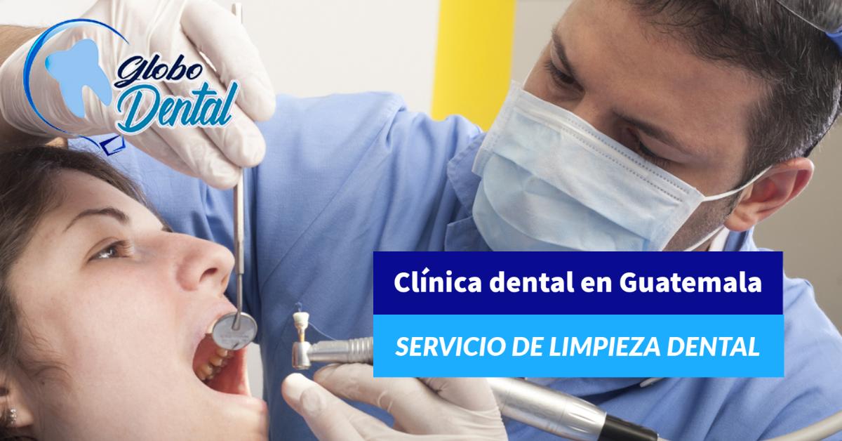Clínica dental en Guatemala-Servicio de Limpieza dental Básica