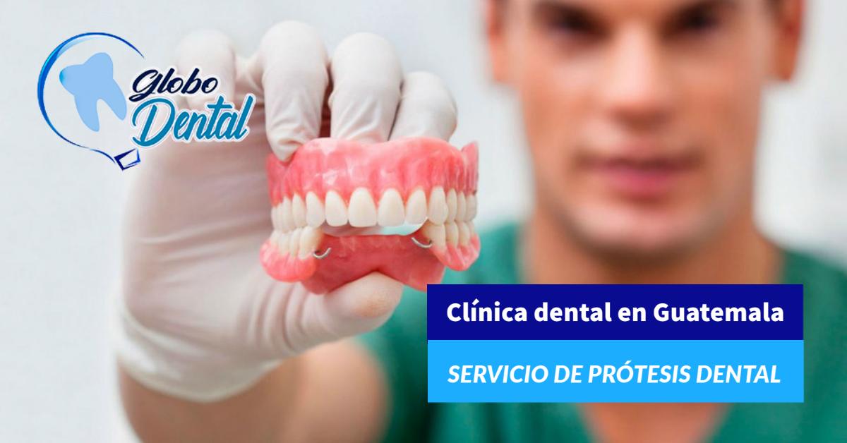 Clínica dental en Guatemala-Servicio de Prótesis Dental