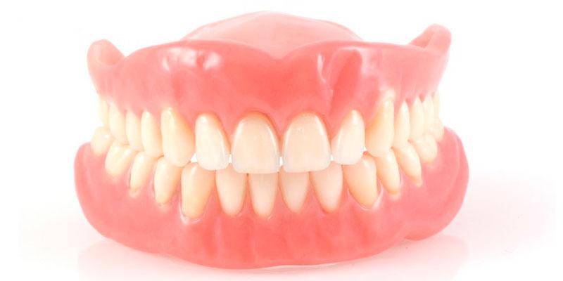 Tratamiento con prótesis Dental